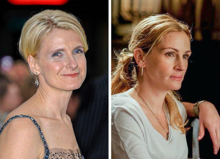 როგორ გამოიყურებიან ნამდვილი ადამიანები, რომელთა როლები ჰოლივუდის ცნობილმა მსახიობებმა ითამაშეს