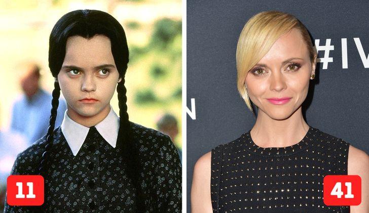 15 მსახიობი, რომელიც მაყურებლისთვის შეუმჩნევლად გაიზარდა