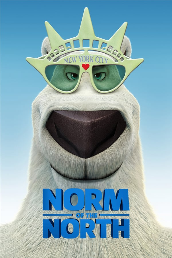 ნორმი ჩრდილოეთიდან: მეფური თავგადასავალი / NORM OF THE NORTH: KING SIZED ADVENTURE