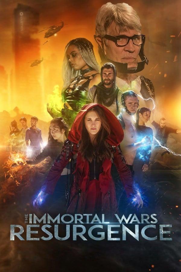 მარადიული ომები / The Immortal Wars