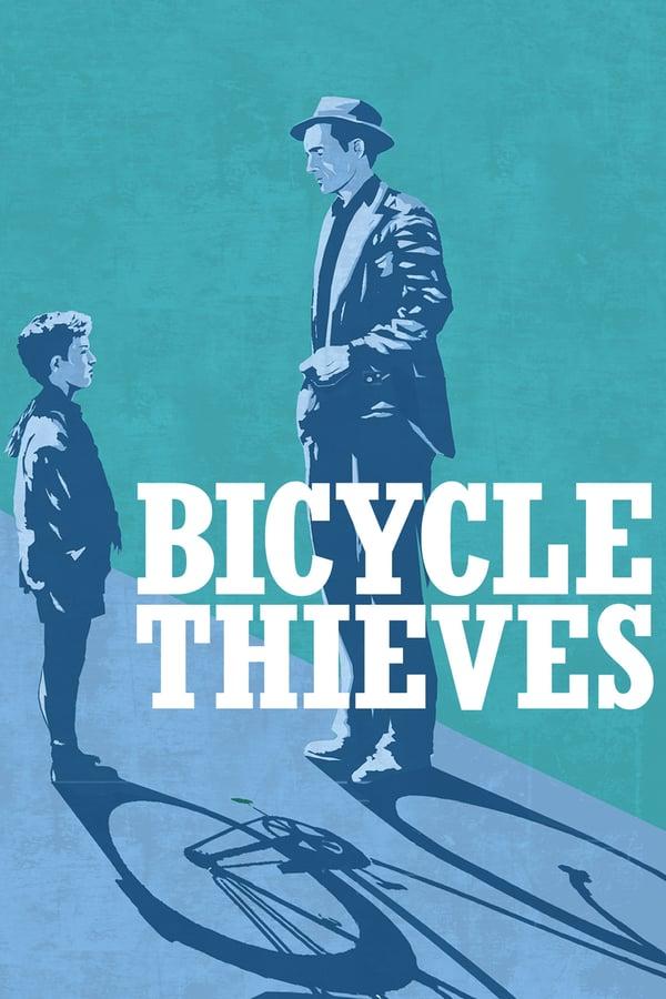 ველოსიპედის გამტაცებელნი / Bicycle Thieves