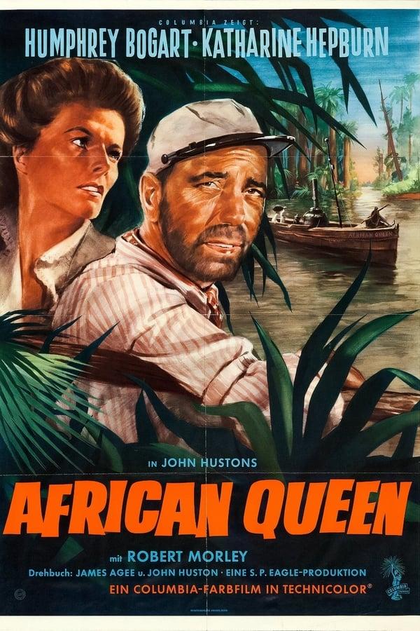 აფრიკის დედოფალი / The African Queen