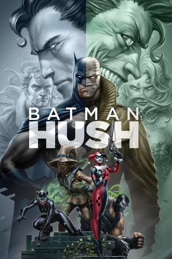 ბეტმენი: ჰაში / Batman: Hush