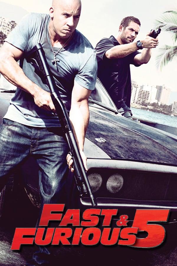 ფორსაჟი 5 / Fast Five