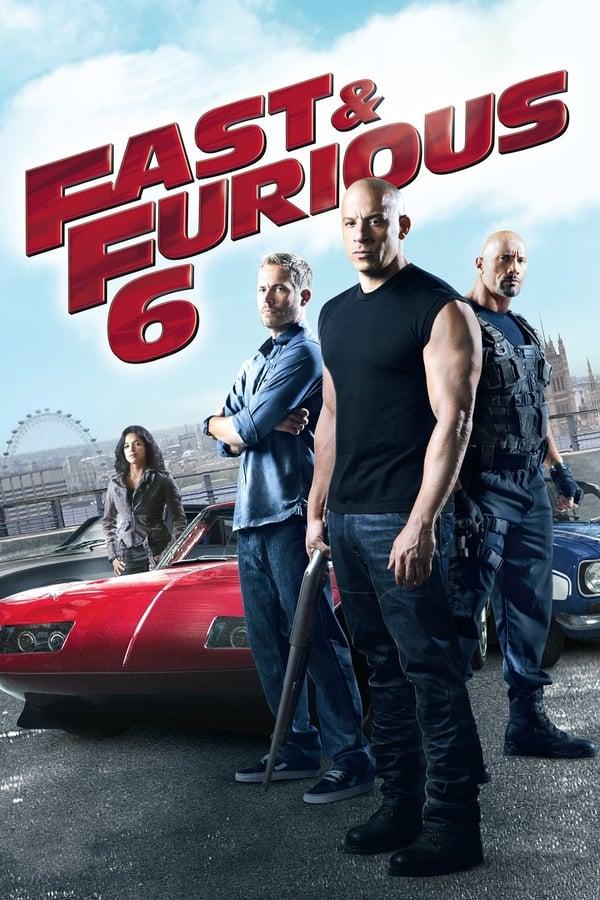 ფორსაჟი 6 / Furious 6