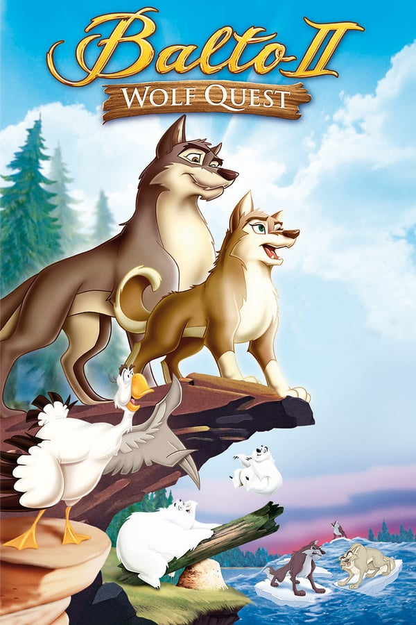 ბალტო 2: მგელის ძიებაში / Balto II: Wolf Quest