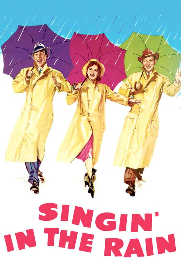 წვიმის ქვეშ მომღერალი / Singin' in the Rain