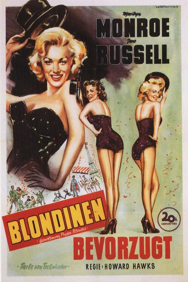 ჯელტმენებს ქერები ურჩევნიათ / Gentlemen Prefer Blondes