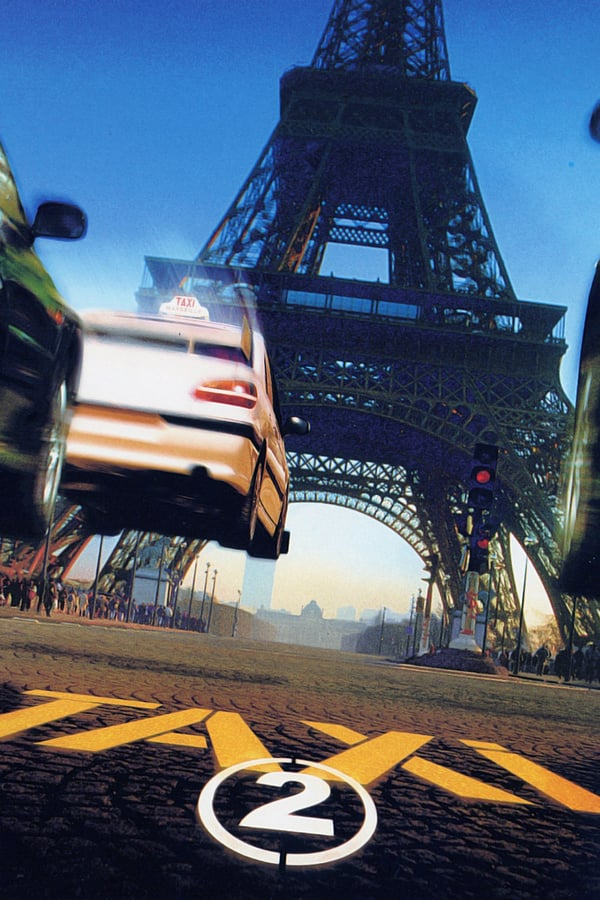 ტაქსი 2 / Taxi 2