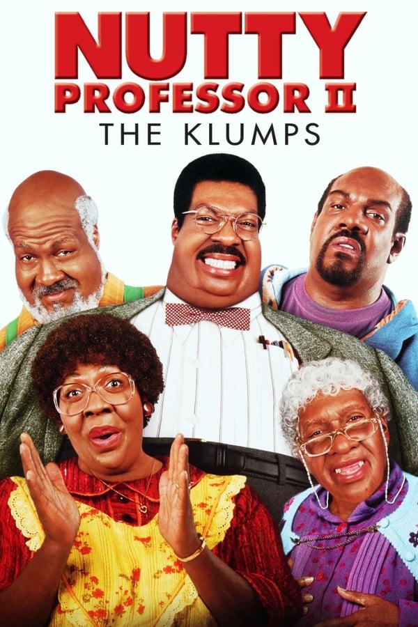 შეშლილი პროფესორი 2 / The Nutty Professor II: The Klumps