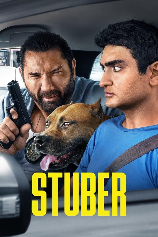 შეშლილი ტაქსი / Stuber