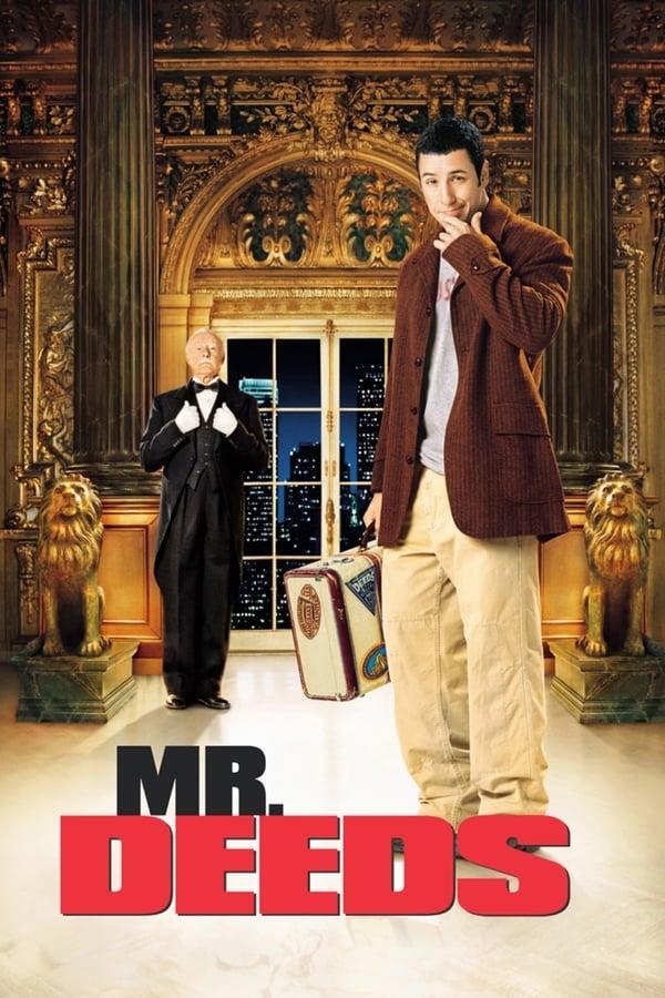მისტერ დიდსი / Mr. Deeds