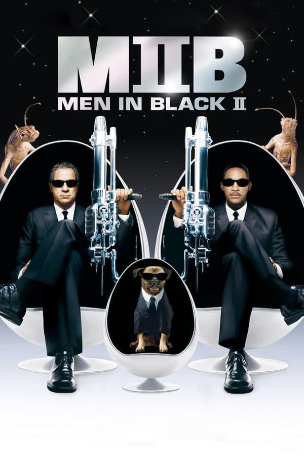 ადამიანები შავებში 2 / Men in Black II