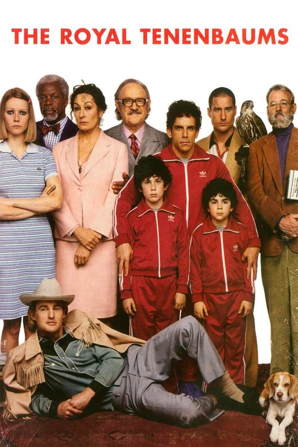 ტენენბაუმების ოჯახი / The Royal Tenenbaums