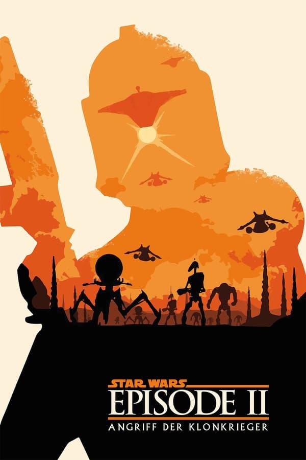 ვარსკვლავური ომები: ეპიზოდი 2 / Star Wars: Episode II - Attack of the Clones