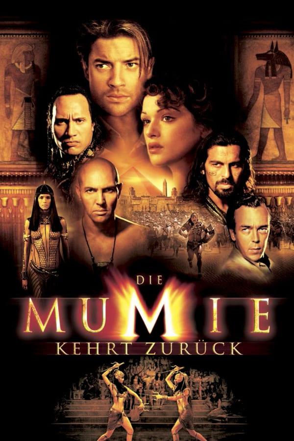 მუმია ბრუნდება / The Mummy Returns