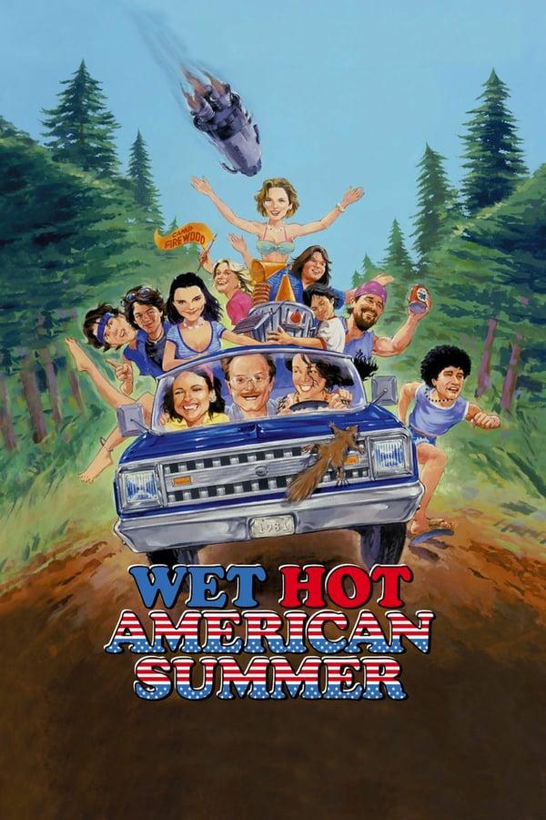 ცხელი ამერიკული ზაფხული / Wet Hot American Summer