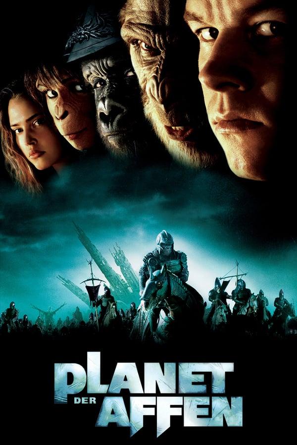 მაიმუნების პლანეტა / Planet of the Apes