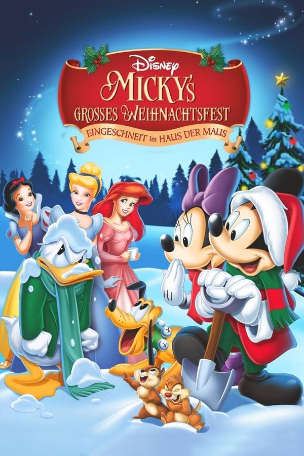 ჯადოსნური შობა მიკისთან / Mickey's Magical Christmas: Snowed in at the House of Mouse