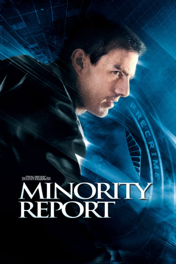 განსხვავებული აზრი / Minority Report