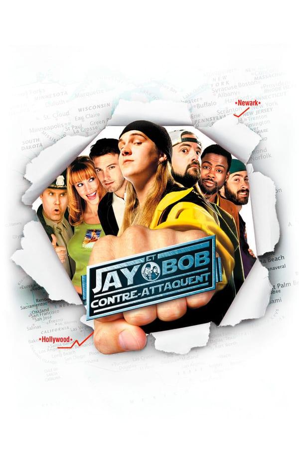 ჯეი და მდუმარე ბობი / Jay and Silent Bob Strike Back