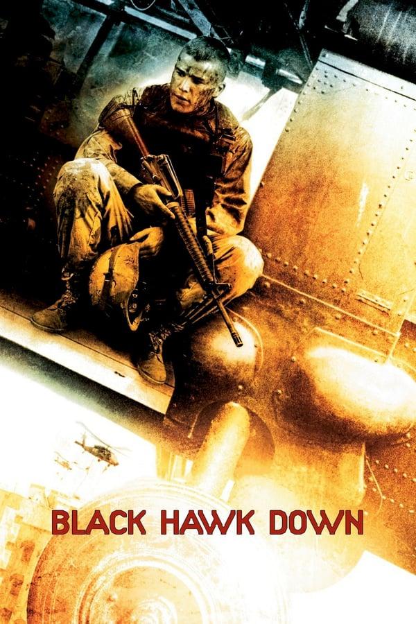 შავი ქორის დესანტი / Black Hawk Down