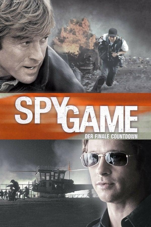 ჯაშუშთა თამაშები / Spy Game