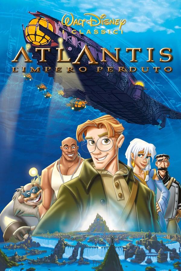 ატლანტიდა: დაკარგული სამყარო / Atlantis: The Lost Empire