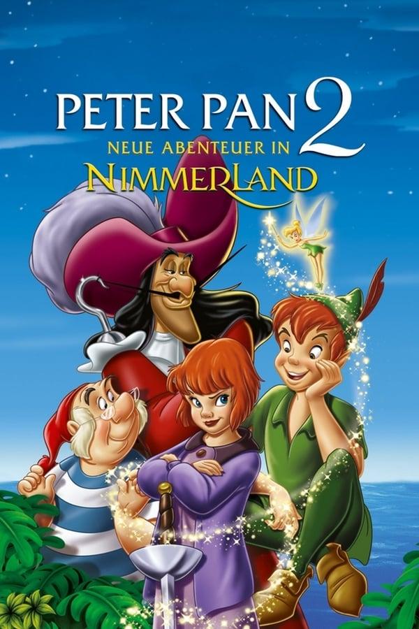 დაბრუნება ნევერლენდში (პიტერ პენი 2) / Peter Pan 2: Return to Never Land