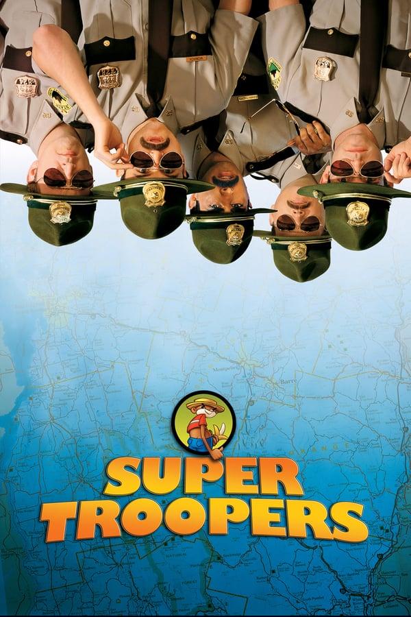 სუპერ პოლიციელები (შმატრული) / Super Troopers