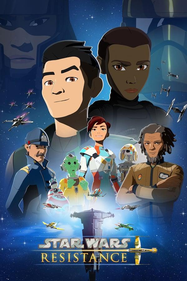 ვარსკვლავური ომები: წინაღმდეგობა / Star Wars Resistance