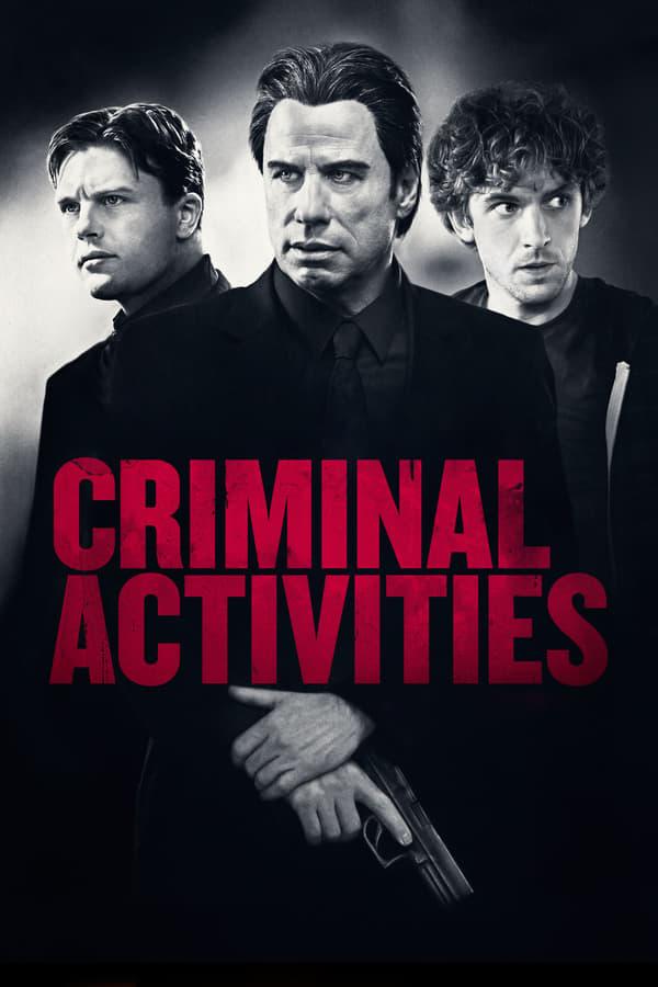 კრიმინალური აქტივობა / Criminal Activities