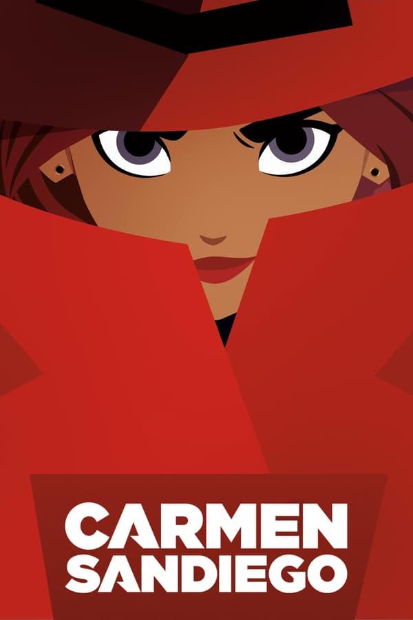 კარმენ სანდიეგო / Carmen Sandiego