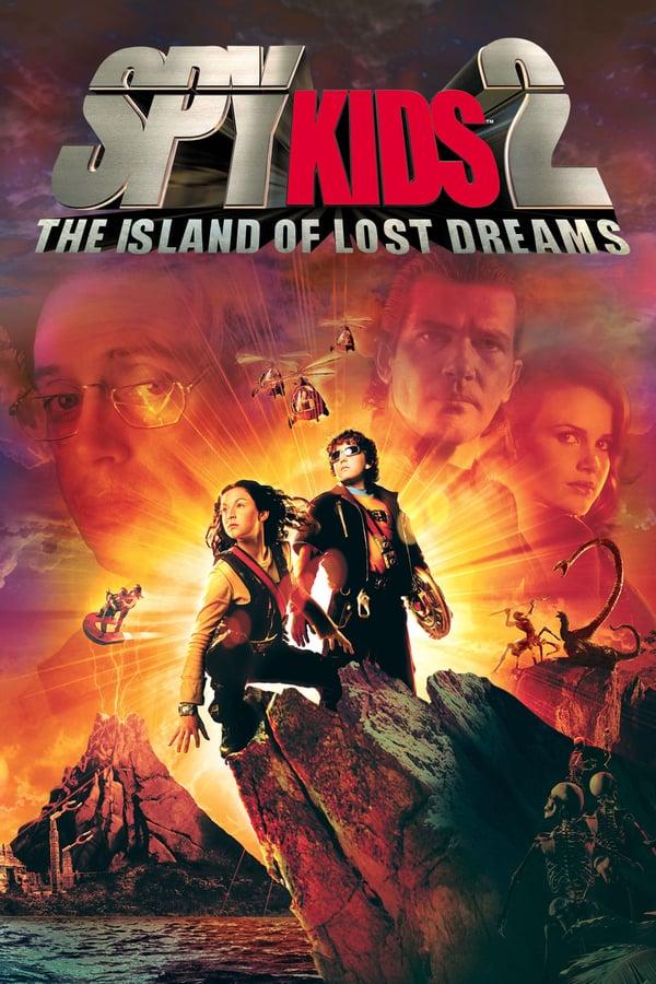 ჯაშუში ბავშვები 2 / Spy Kids 2: Island of Lost Dreams
