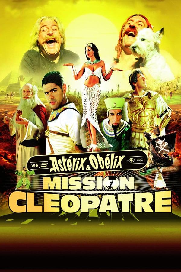 ასტერიქსი და ობელიქსი: მისია კლეოპატრა / Asterix & Obelix: Mission Cleopatra