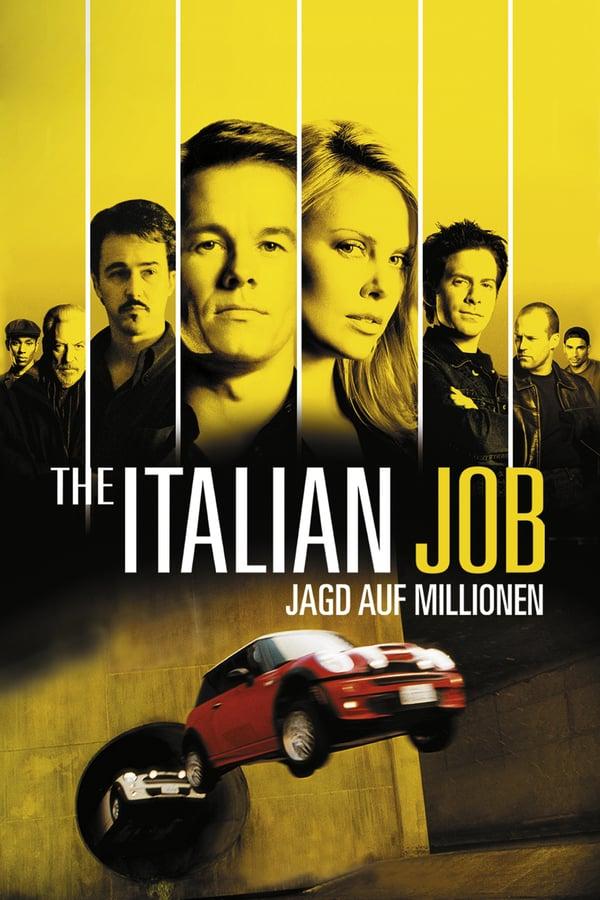 ძარცვა იტალიურად / The Italian Job