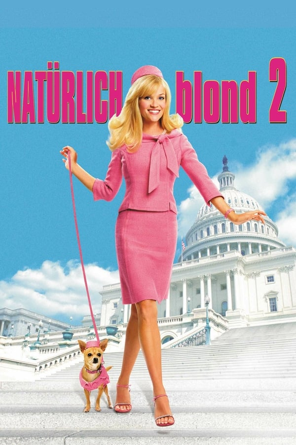 ქერათმიანი ადვოკატი 2 / Legally Blonde 2: Red, White & Blonde