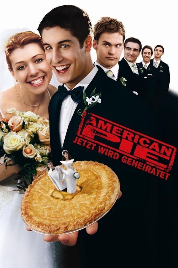 ამერიკული ნამცხვარი 3 / American Pie: The Wedding