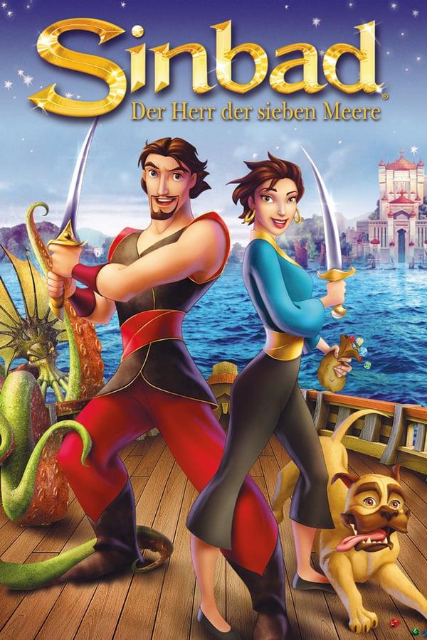 სინდბადი: შვიდი ზღვის ლეგენდა / Sinbad: Legend of the Seven Seas
