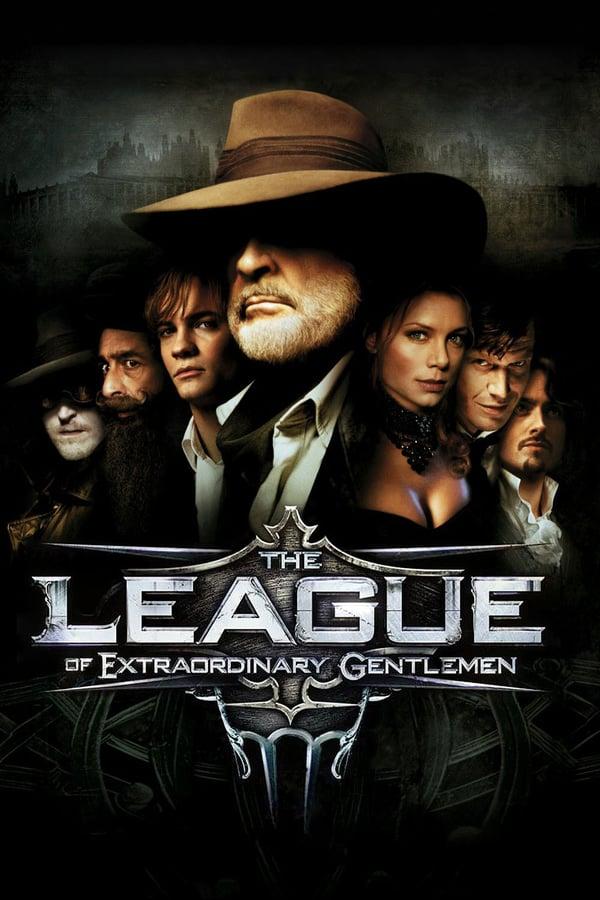 განსაკუთრებულ ჯენტლმენთა ლიგა / The League of Extraordinary Gentlemen