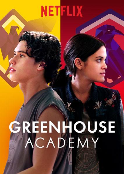 გრინჰაუსის აკადემია / Greenhouse Academy