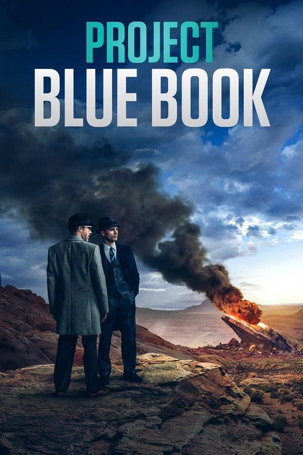 პროექტი ლურჯი წიგნი / Project Blue Book