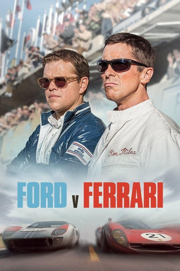 ფორდი ფერარის წინააღმდეგ / Ford v Ferrari