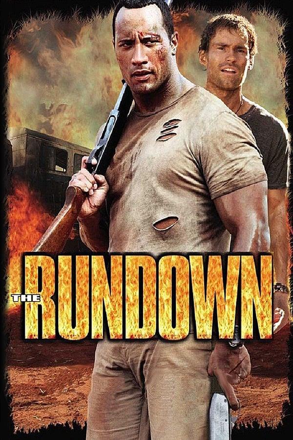 ამაზონის განძი / The Rundown