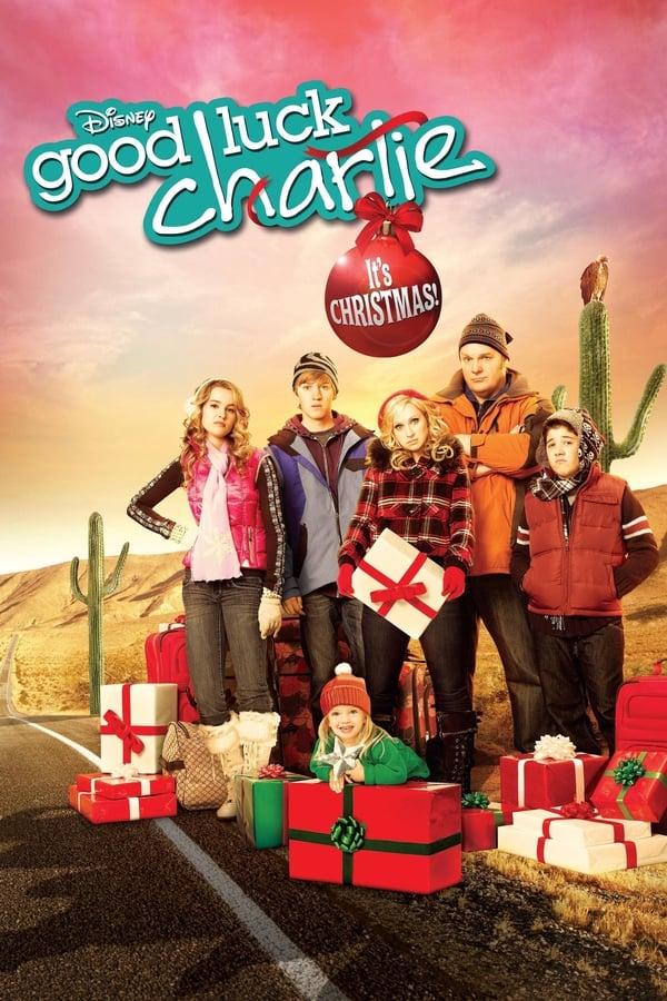 წარმატებები ჩარლი. ეს შობაა / Good Luck Charlie, It's Christmas!