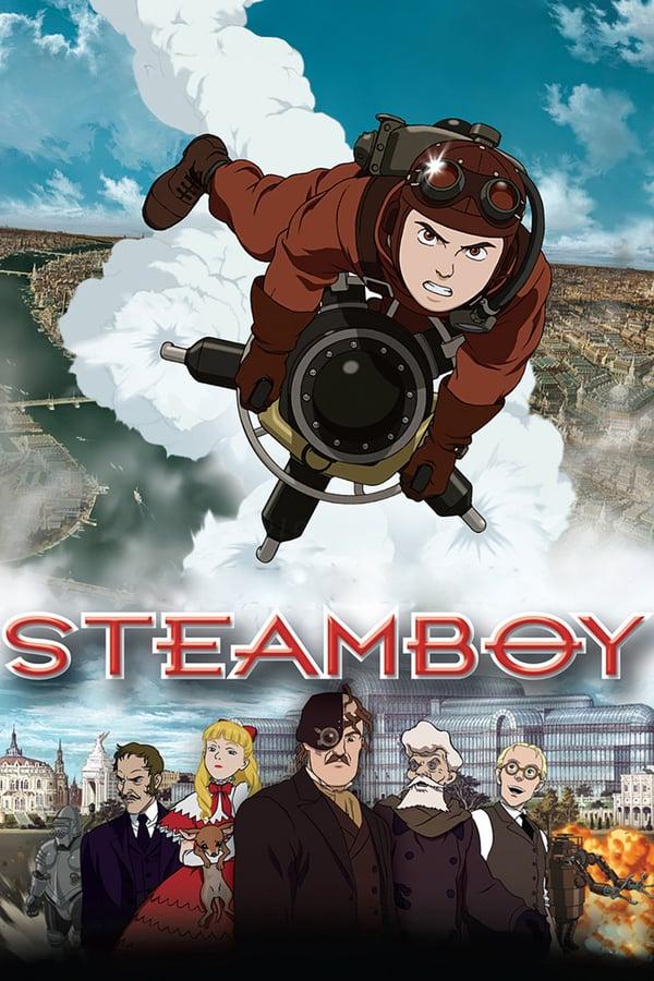 სტიმბოი / Steamboy