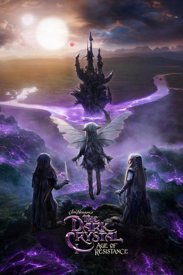 მუქი კრისტალი: წინააღმდეგობის ხანა / The Dark Crystal: Age of Resistance