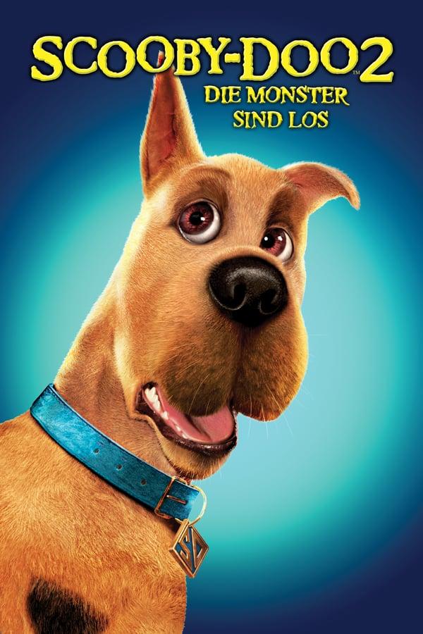 სკუბი დუ 2- მონსტრები თავისუფლებაზე / Scooby-Doo 2: Monsters Unleashed