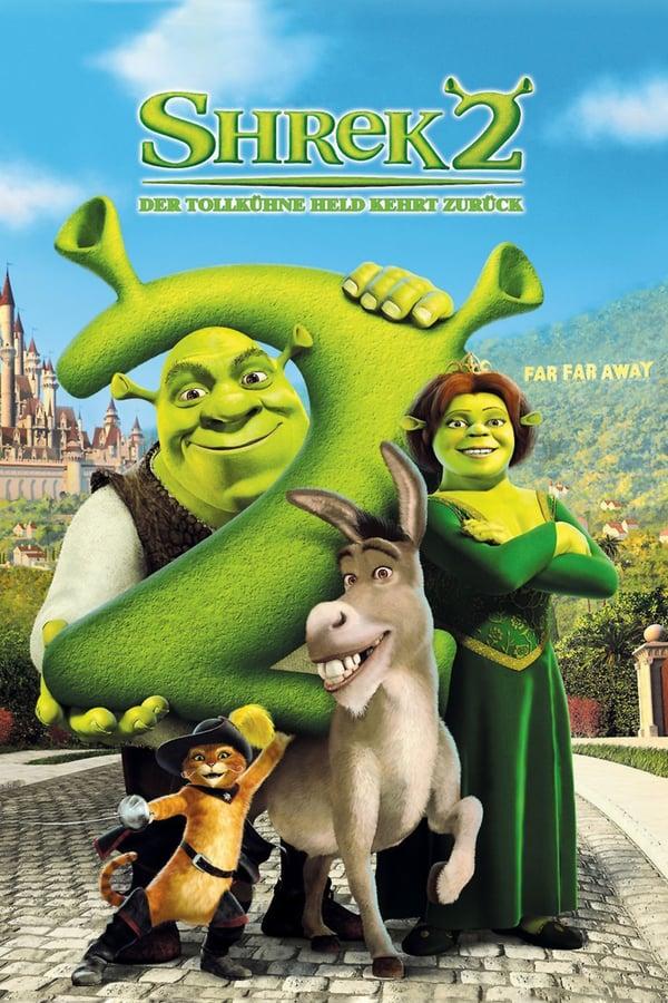 შრეკი 2 / Shrek 2