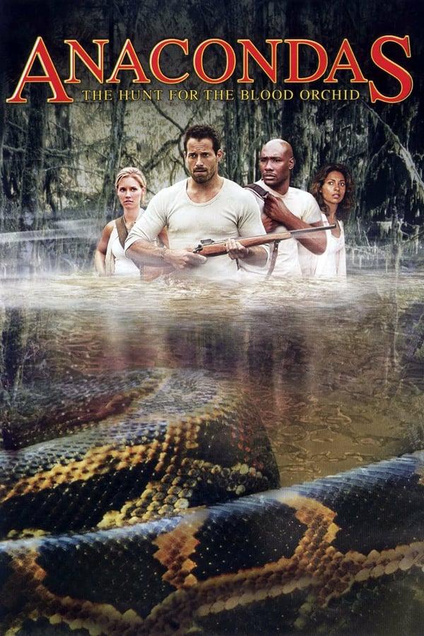 ანაკონდა 2: შავი ორქიდეა / Anacondas: The Hunt for the Blood Orchid